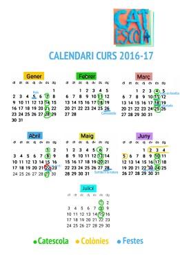 CALENDARICATESCOLA 2QUADR-16-17