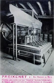 Vintage press