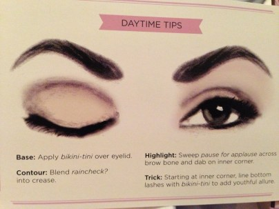 benefit world famous neutrals tips and tricks