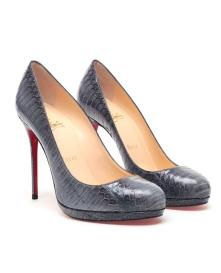 Christian Louboutin Filo Cobra pumps £835
