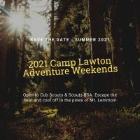 Camp Lawton Adventure Weekends