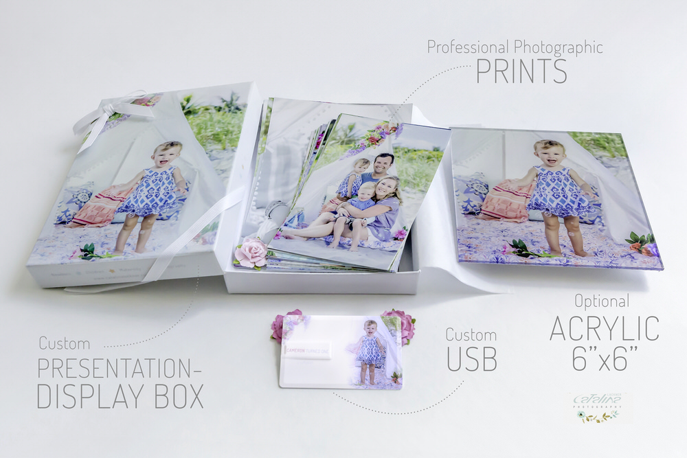 Family Photography Printed photos