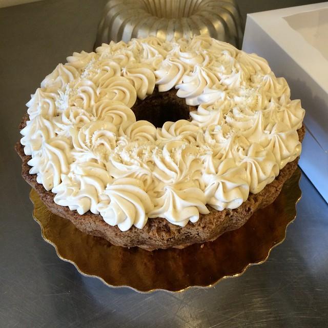 Carrot Cake @catalinasbakeshop