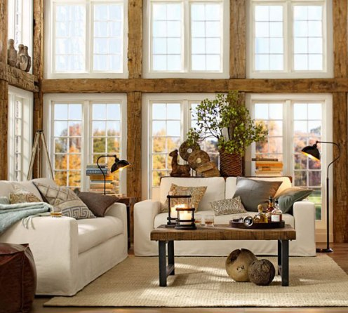 rustic-chic-living-room