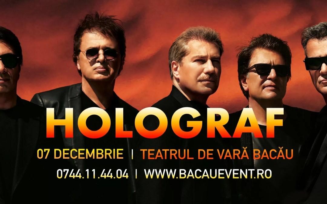 Concertul lunii decembrie în Bacău