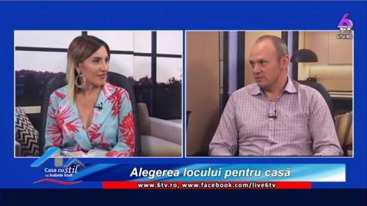 CASA CU STIL din 2018 07 01 la televiziunea 6TV