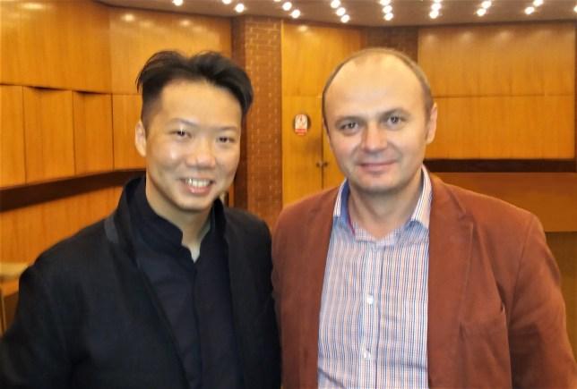 Cătălin Vasiloiu Feng Shui BaZi QiMen