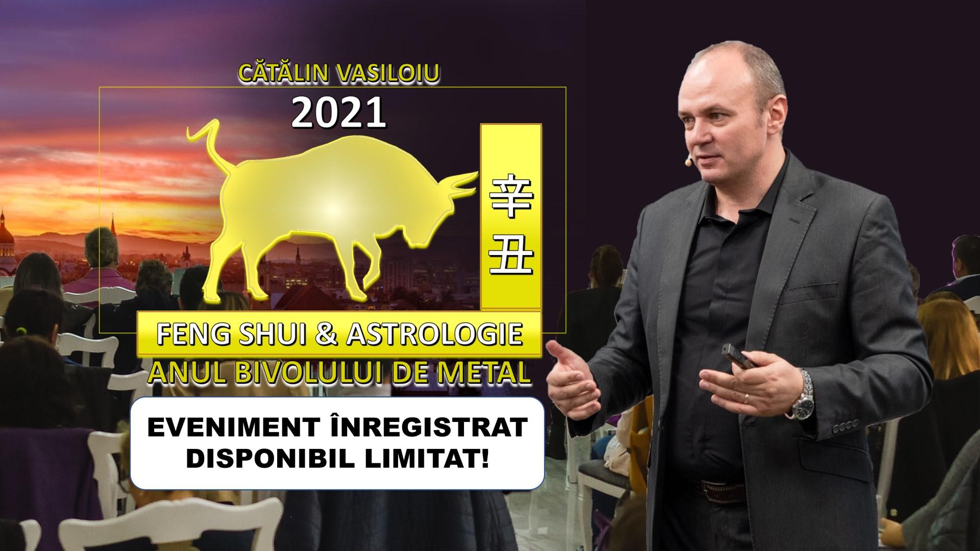Cătălin Vasiloiu 2021 Anul Bivolului de Metal Reluare