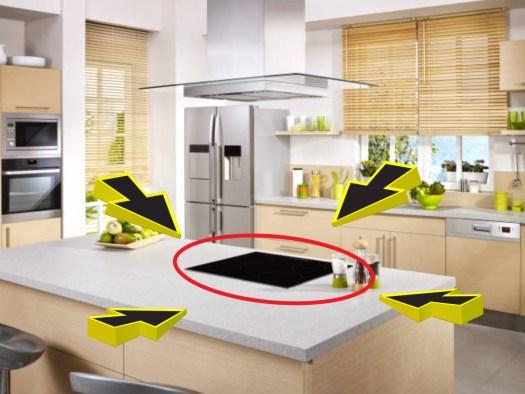 9 greșeli de evitat în Feng Shui pentru bucătărie