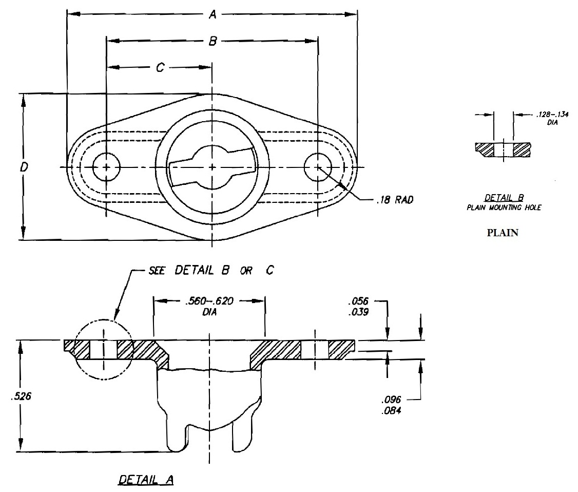 Item 214 16s 214 Receptacles On Arconic Fastening Systems