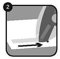 GlueTape™ Step 2