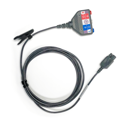 3 Electrode Lead Patient Cable