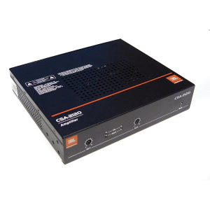 Sound field audio amplifier
