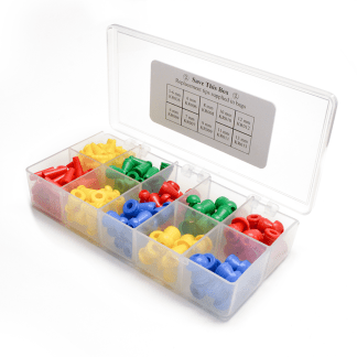 OAE Plastic Ear Tips Case