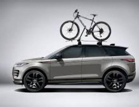 wheel mounted bike carrier land rover