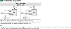 Item # 0IK1GNAUL, Induction Motor On Oriental Motor USA