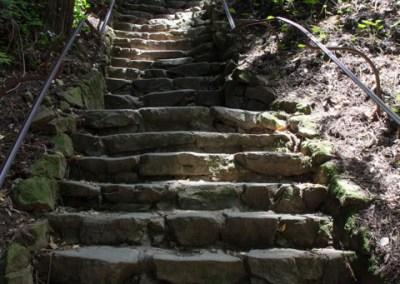 Dipsea Stairs – Big Stone Steps