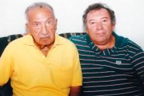 maestro José Ramos de Marechal Deodoro (AL) e Wilson Lucena (pesquisador)
