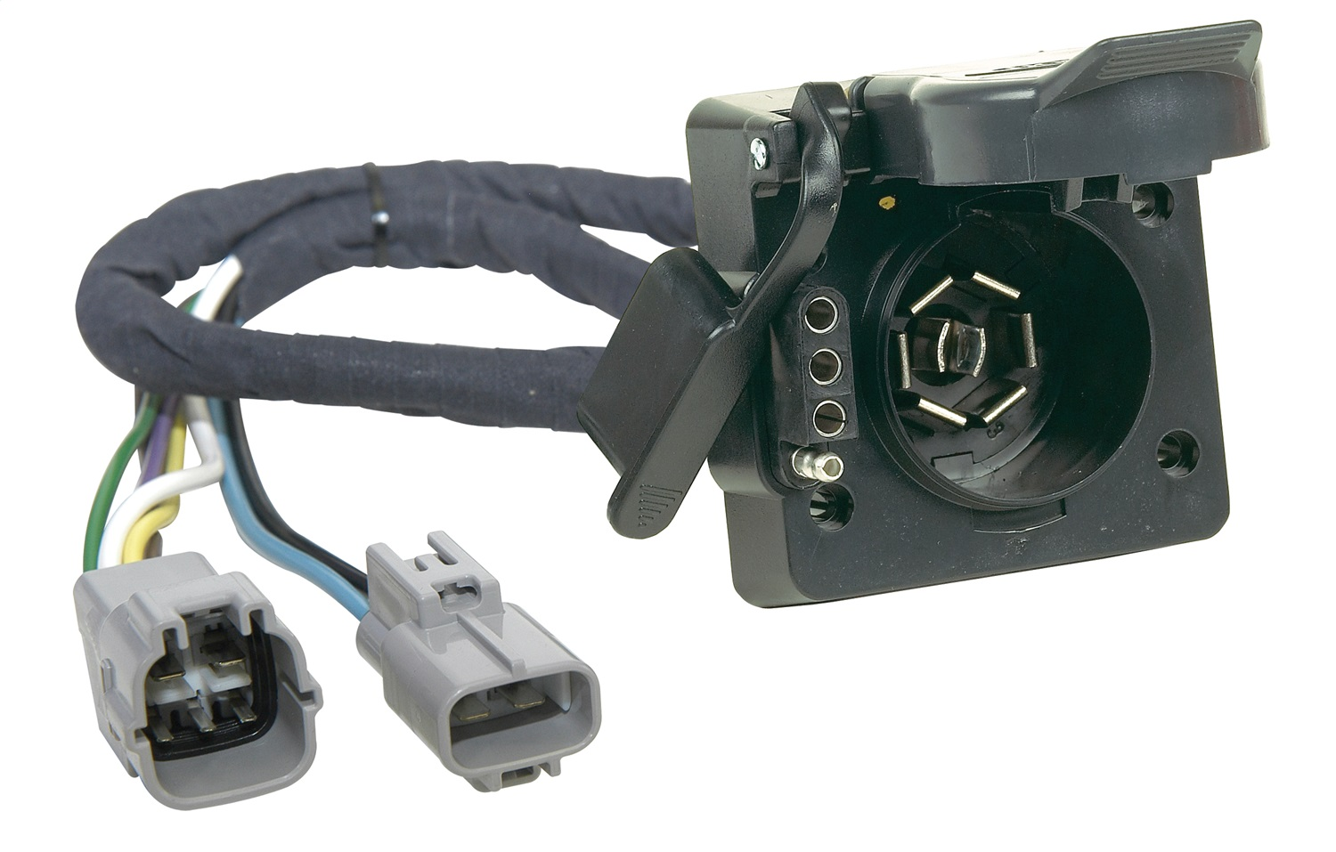 Hopkins 11143395 Plug-In Simple Vehicle To Trailer Wiring