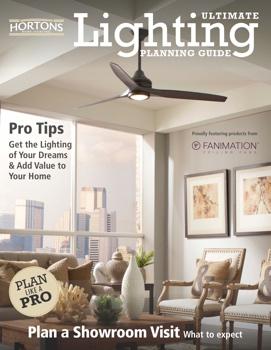 hortons home lighting ultimate lighting planning guide