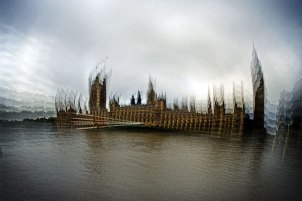 Houses Of Parliament London (2010) diverse Formate C-Print