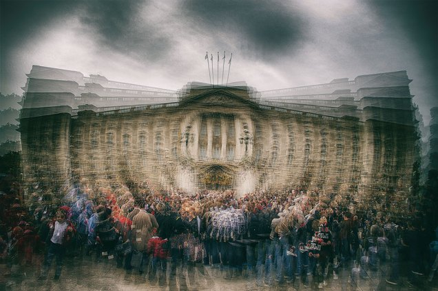Buckingham Palace (2010/2017) diverse Formate C-Print
