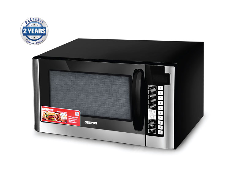 DIGITAL MICROWAVE OVEN - GM01898 | Geepas For You. For life.