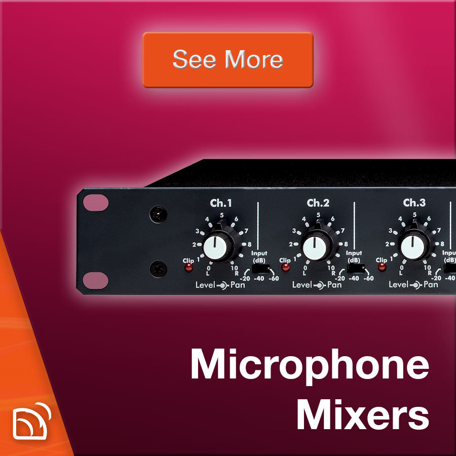 Microphone Mixers