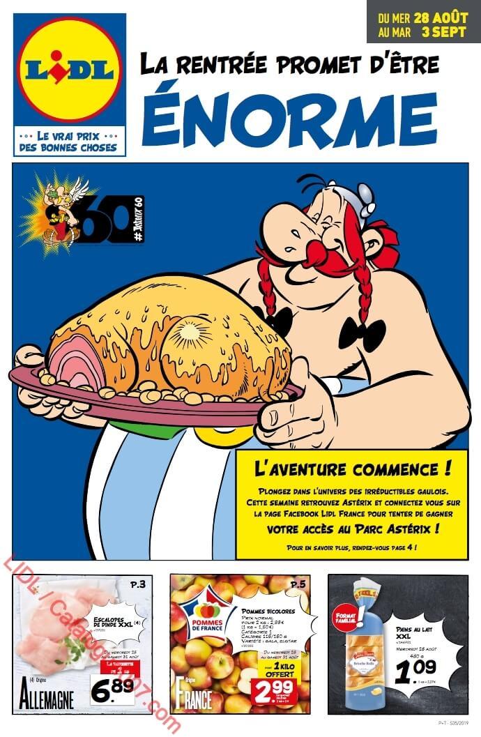 Lidl Catalogue Promos Du 28 Aout Au 3 Septembre 2019 Catalogue007 Com