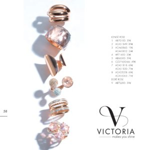 catalogue victoria france 2018