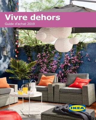 Vivre Dehors 2019 Catalogue Ikea