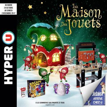 Catalogue Hyper U Noël 2017