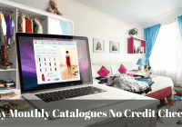 Pay Monthly Catalogues No Credit Checks