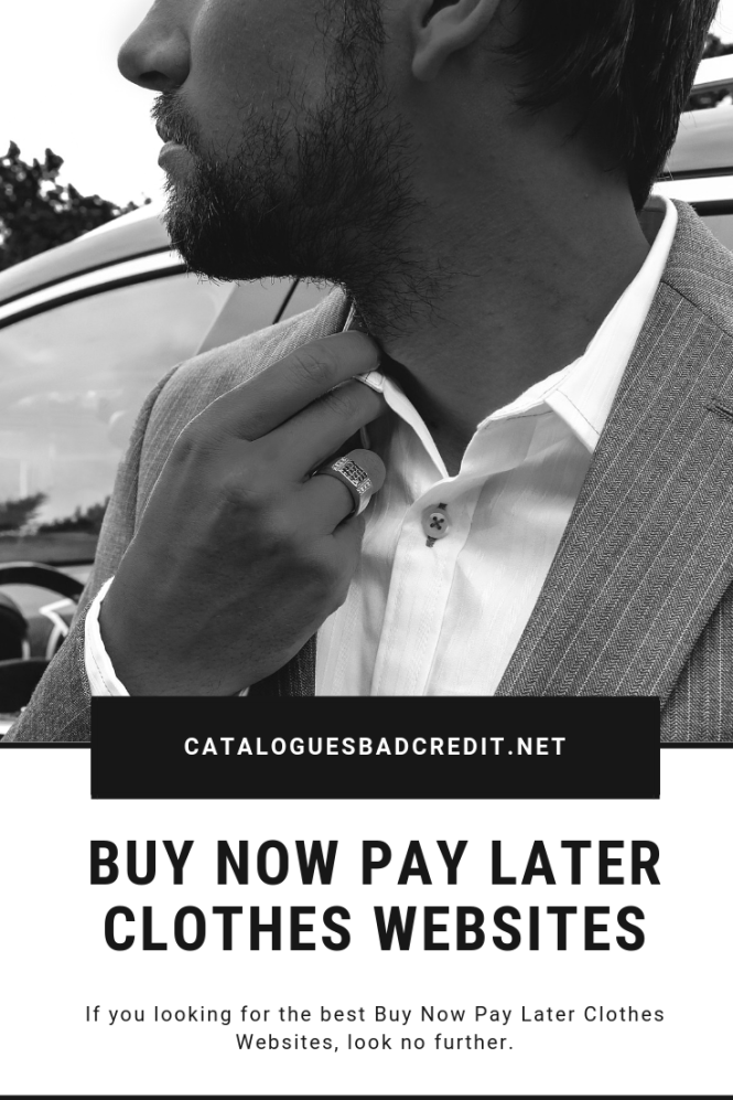 Buy Now Pay Later Catalogs For People With Bad Credit