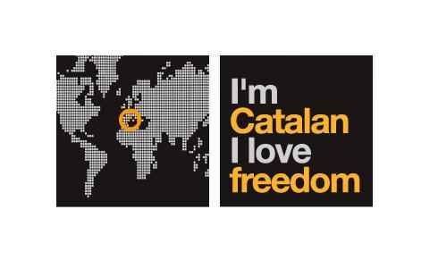 I'm Catalan I love freedom