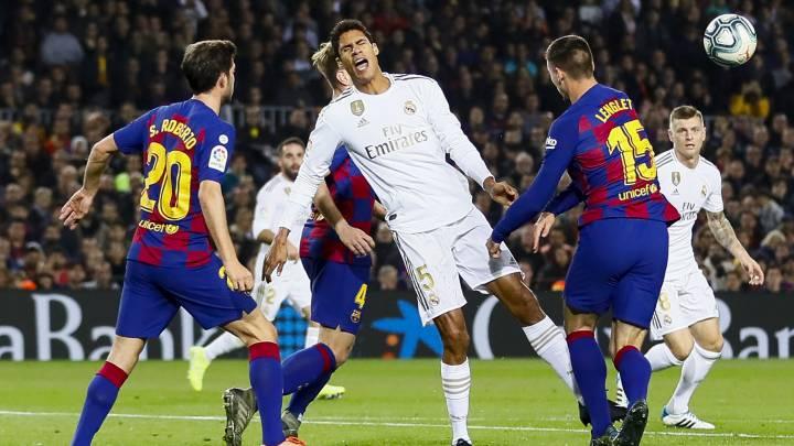إدارة نادي ريال مدريدتندد بالأداء التحكيمي.