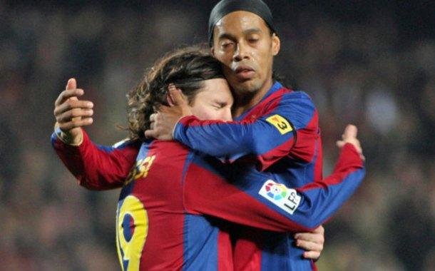 ميسي لا يمكن وصفه بأنه اللاعب الأفضل في تاريخ كرة القدم.
