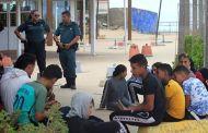 ترحيل قاصرين من مدينة مليلية والحكم على أمهاتهم بأربعة أشهر سجنا.