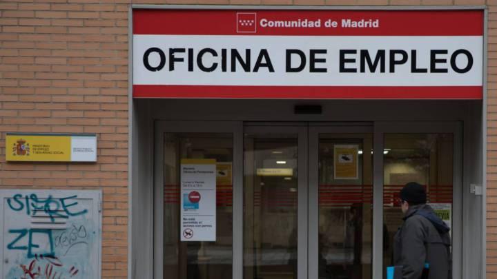 ارتفاع معدل البطالة في إسبانيا بسبب أزمة كورونا.