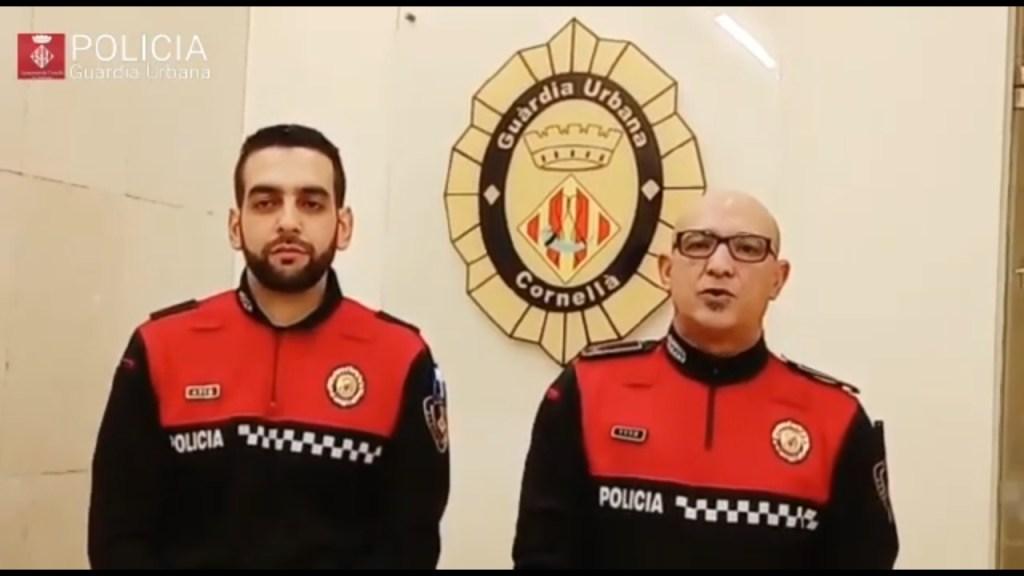 الشرطة المحلية بجهة برشلونة تمنع الصلاة والخروج خلال شهر رمضان