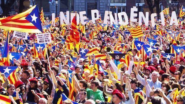 No a Diada independentista