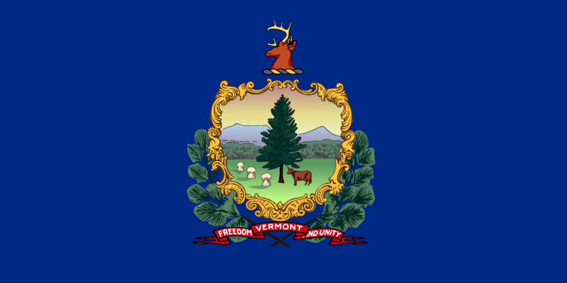 Vermont Legalizes Adult-Use Cannabis Sales