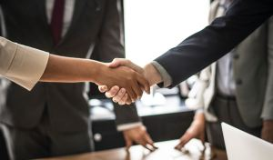 Catalyst Career Group Private Recruiting Events Shake Hands