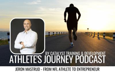 Episode #4: Jeron Mastrud – From NFL Athlete to Entrepreneur