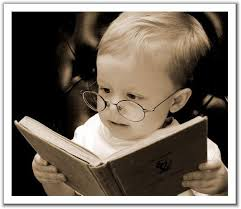baby book reading
