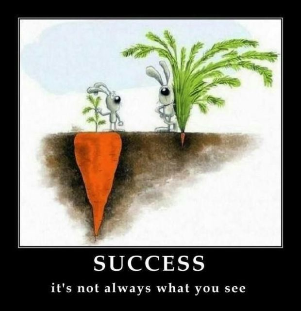 success funny