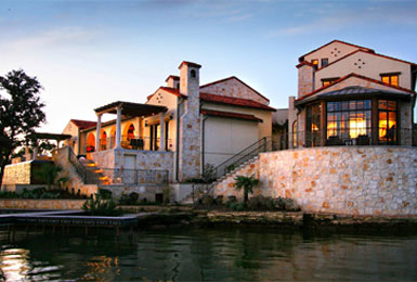 luxury home ocean view