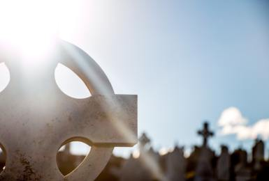 Black History Month Activity in Atlanta : Oakland Cemetery Tour