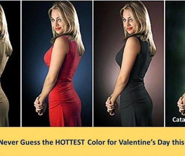 Want To Attract The Opposite Sex Wear This Color Proven To Spark Desire Video