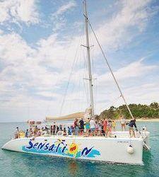 Catamaran Lloret de Mar